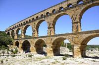 Pont du Gard, Département Gard