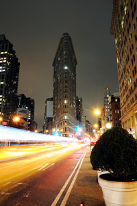 Flatiron by Night